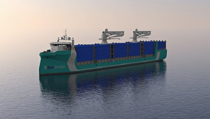 Samskip leads the way for Norway's next generation of sustainable shortsea shipping