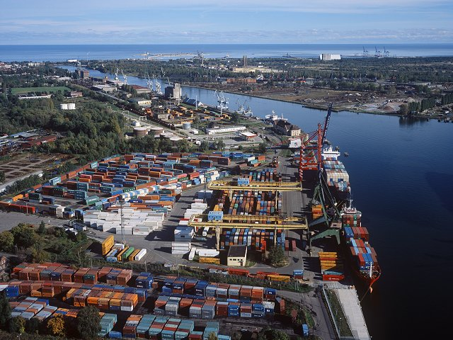 Port of Gdansk completes expansion of its intermodal container terminal