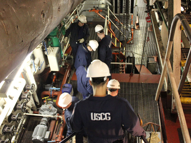 USCG Sees Rise of Electrical Deficiencies on Commercial Vessels