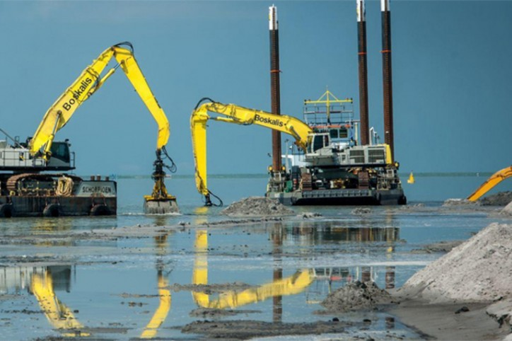 Boskalis acquires contract for long-term maintenance dredging works