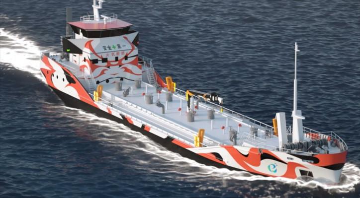 Asahi Tanker, Exeno Yamamizu, MOL and MC Agree on Strategic Partnership To Develop Zero-emission Fully Electric Vessels (Video)