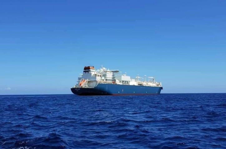Höegh LNG Announces Delivery of FSRU number nine - Höegh Gannet