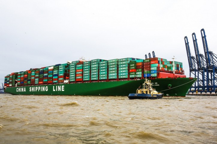 Eight new Chinese container vessels to be powered by 32 Wärtsilä generating sets