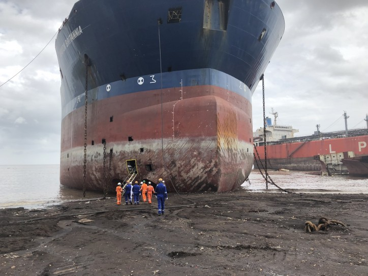 Teekay joins the Ship Recycling Transparency Initiative