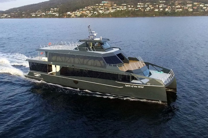 Silent Drive Becomes Reality as Eco Tour Vessel Launched
