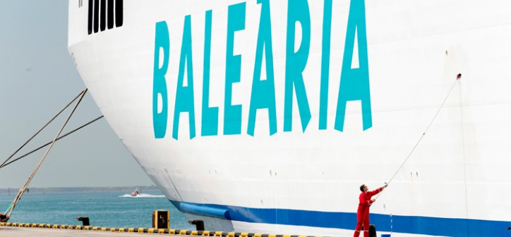 Baleària Orders Two Dual Fuel Ferries in Italy