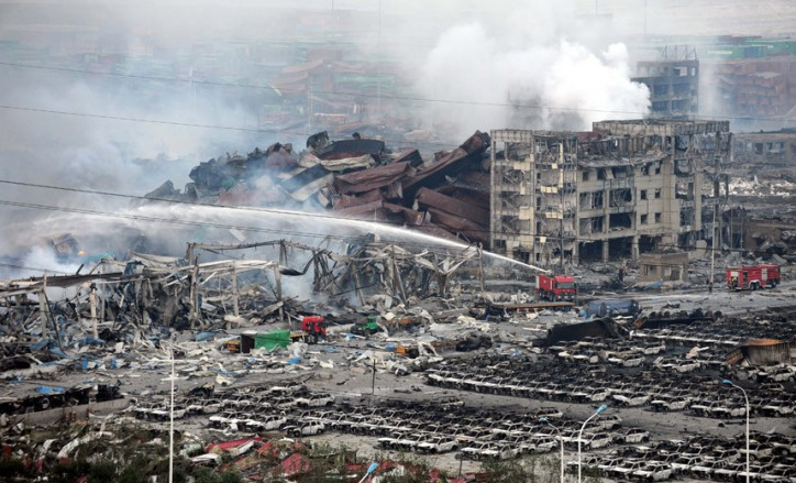 Insurance Costs Regarding Tianjin Might Possibly Reach USD3.3 Billion According To Broker