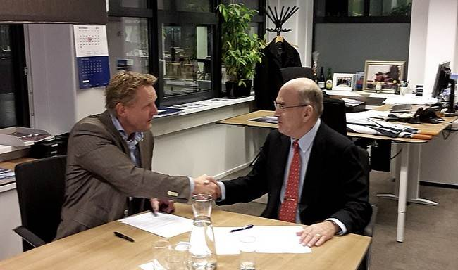 Damen signs MOU with Pearlson Shiplift Corporation