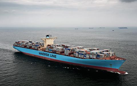 Maersk Line Shortens Pacific Southwest Service