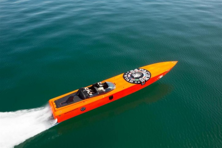 Race Boat to Attempt US-Cuba Speed Record