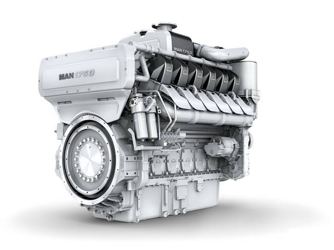 MAN Diesel & Turbo Launches IMO Tier III Friendly, High-Speed Engine
