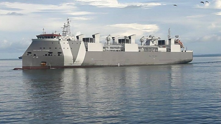 Greyman Express undertakes first shipment of livestock to Cambodia