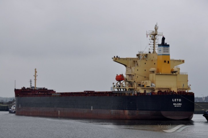 Diana Shipping signs time charter contract for mv Leto with Uniper