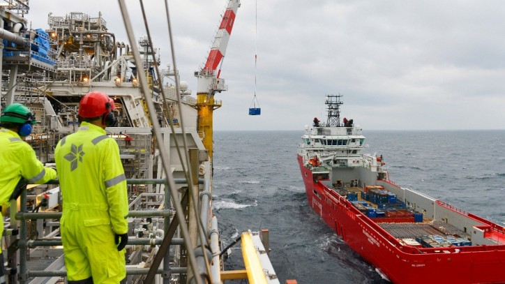 Statoil awarding contracts to five ship owners