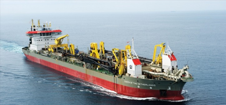 Boskalis acquires EUR 75 million dredging contracts in Indonesia