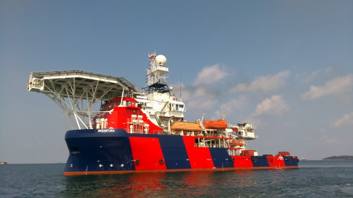 Shelf Subsea takes dive support vessel Nusantara on two-year charter for works across Asia Pacific
