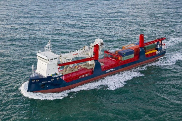 Nordana Names Rickmers-Linie as China Representative