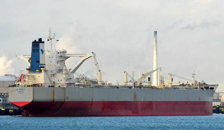Two more OBOs conversions to VLCCs in Oman Drydock