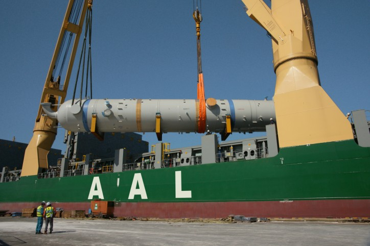 AAL Named 'Best Shipping Line – Project Cargo' for second time at AFLAS Awards