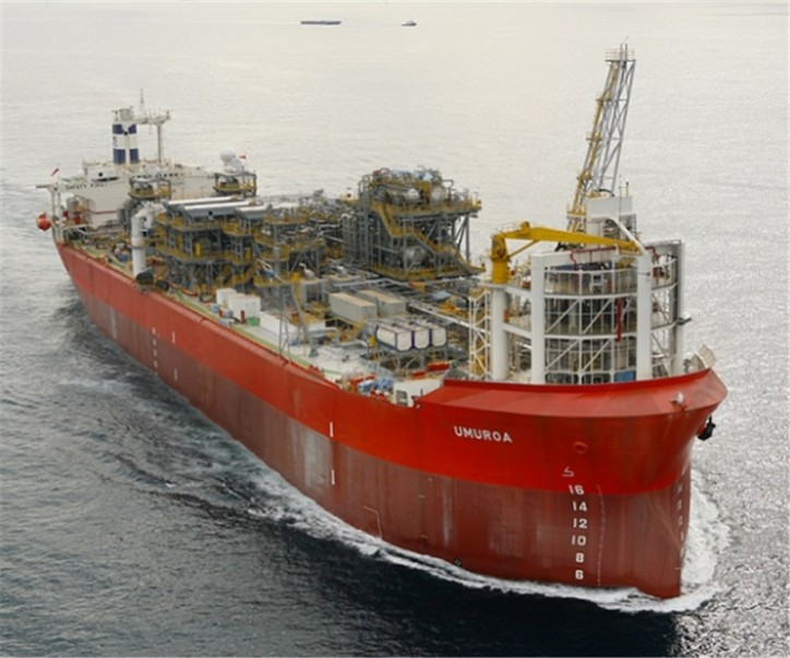 BW Offshore announces contract extension for FPSO Umuroa
