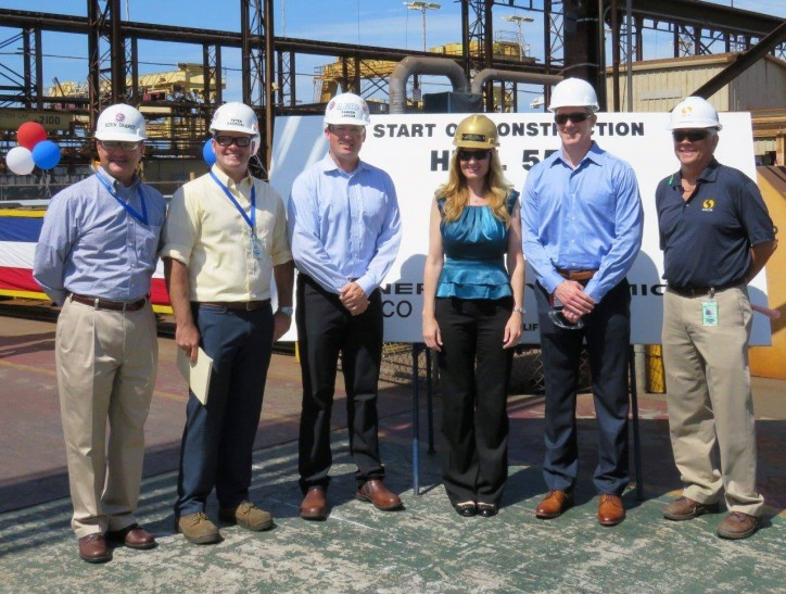 NASSCO Cuts Steel For 2nd Entry In Series Of Three SEA-Vista Tankers