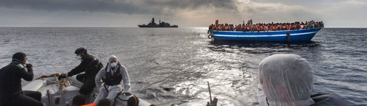 Italy Refuses to Take More Mediterranean Migrants