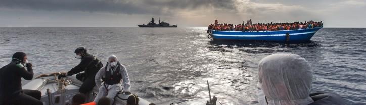 Italy Refuses to Take More Mediterranean Migrants
