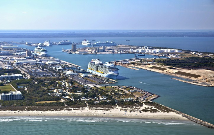 Port Canaveral Earns Prestigious Green Marine Certification