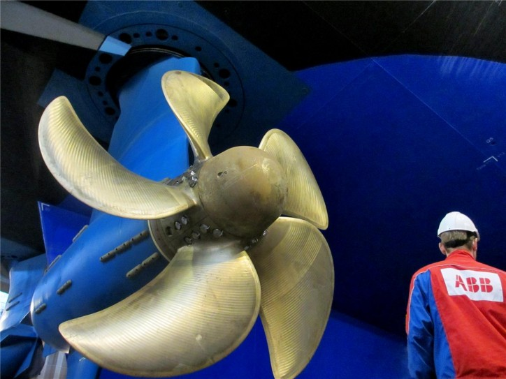ABB electric propulsion system saved over 700,000 tons of fuel for marine vessels so far