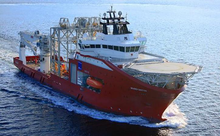 DOF Subsea sells Skandi Santos
