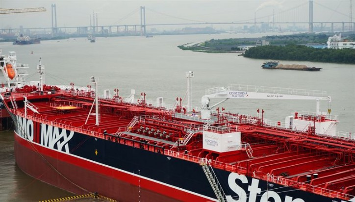 Concordia Maritime strengthens its position in the product tanker segment with charters of two ECO MR tankers (50%)