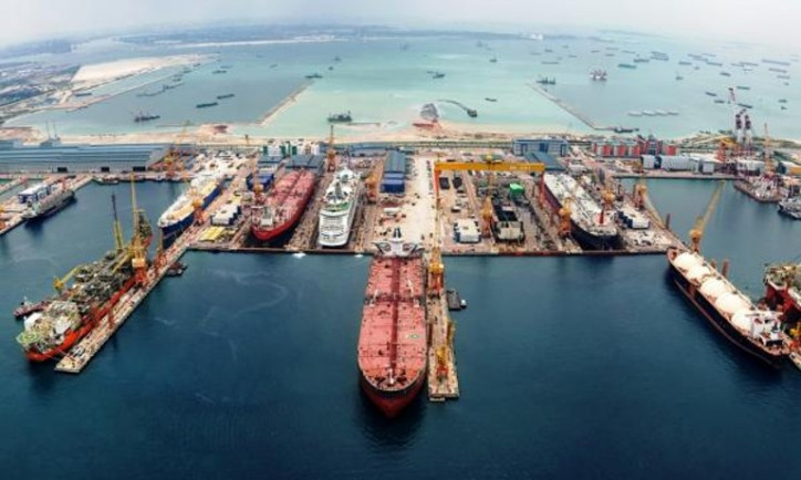 Sembcorp Marine Secures Contract for the Construction and Integration of Vito FPU's Hull, Topsides and Living Quarters