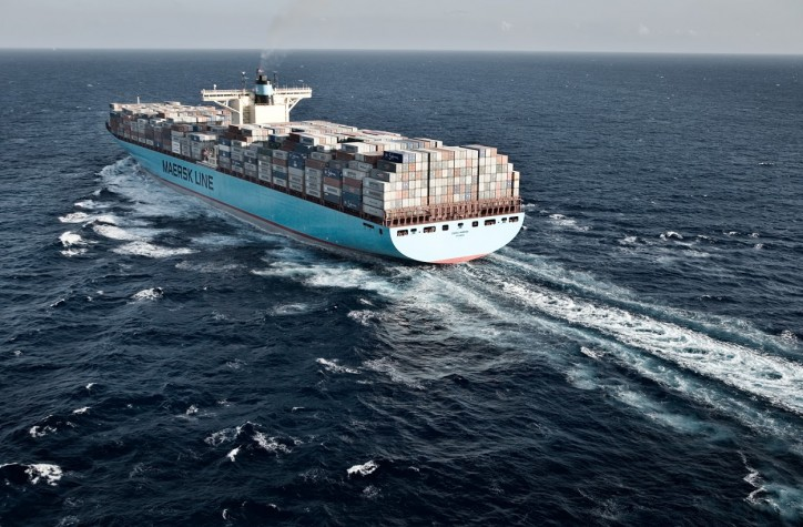 Maersk Line launches new service between Latin America and Asia