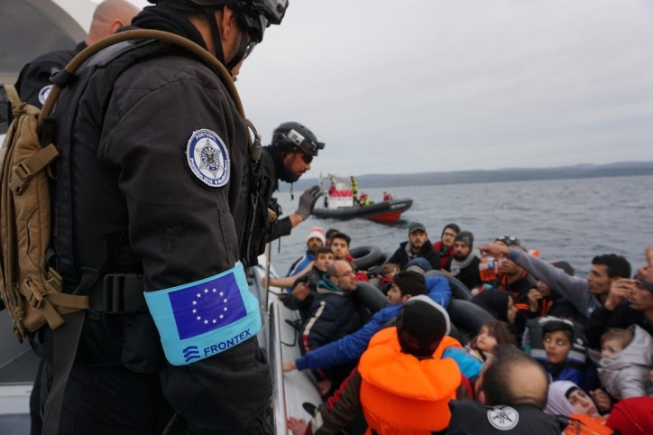 New European Border and Coast Guard Agency to strengthen EU's maritime borders