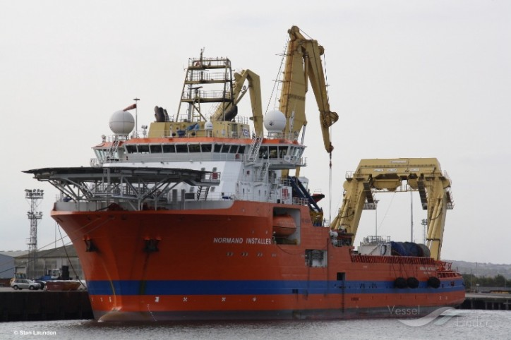 Hurricane Energy installs turret mooring system at Lancaster