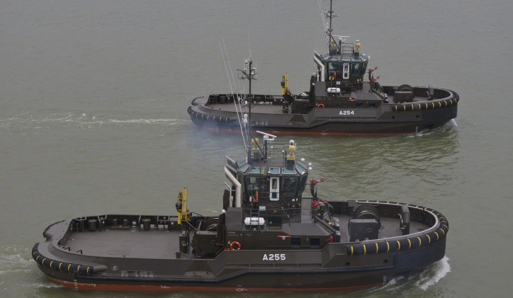 Damen signs long-term maintenance contract with Dutch and Swedish Navies