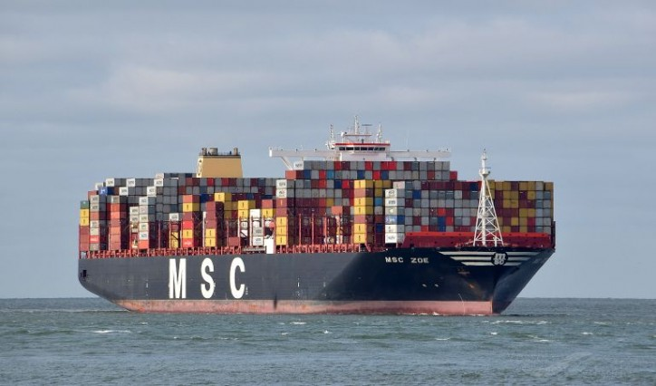 MSC to fund North Sea clean-up; Search until last container is found