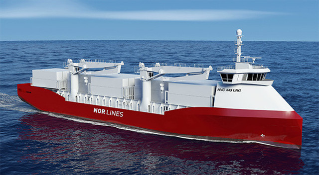 Norwegian Green Coastal Shipping Program's Five Pilot Projects
