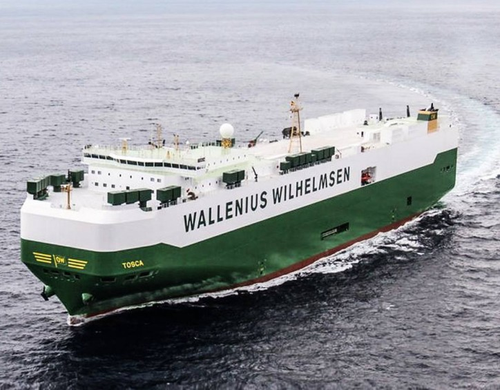 Wallenius Wilhelmsen Logistics adds Amsterdam and Livorno to Asia-Europe route