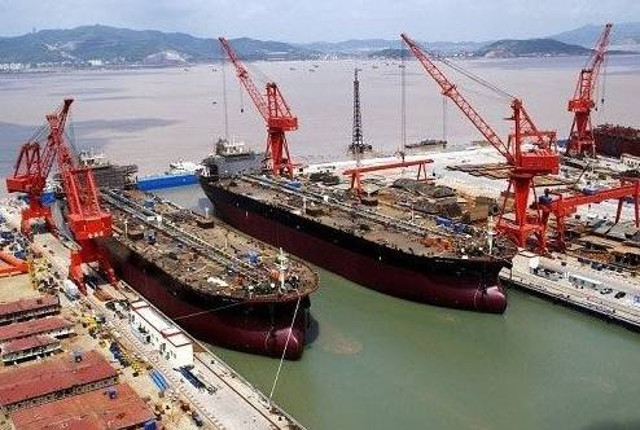 11 More Shipbuilders Make It to China's White List