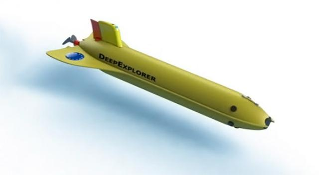 Europe To Develop Its First Ultra-Deep-Sea Robot Glider