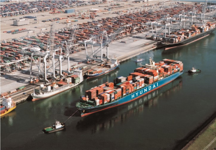 Hyundai Merchant Marine to acquire four Hanjin's terminals