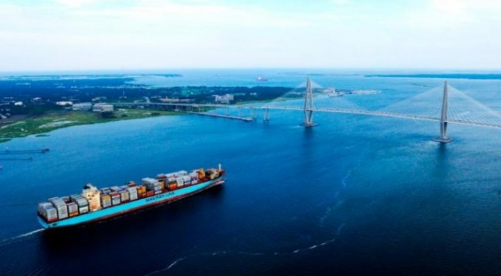 Charleston Harbor Deepening Project Receives $49 Million Federal Funding