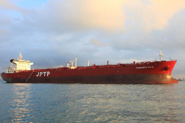 Jiangsu Hantong lands order to build up to eight LR1 tankers