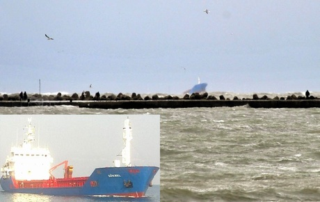 Two dead, four missing from sunken cargo ship Gokbel after collision with Lady Aziza near Ravenna port