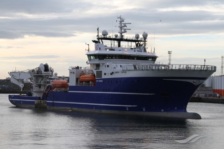 Bibby Offshore extends charter for dive support vessel Bibby Topaz