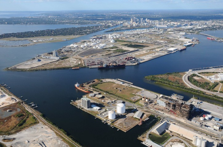 Port Tampa Bay Welcomes New Direct Asian Container Service by COSCO Shipping