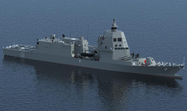 Rolls-Royce to supply most powerful MTU diesel engines to Fincantieri for the Italian Navy's multi-purpose patrol vessels