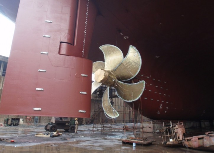 MHI-MME achieved 50 units of retrofit propeller deliveries
