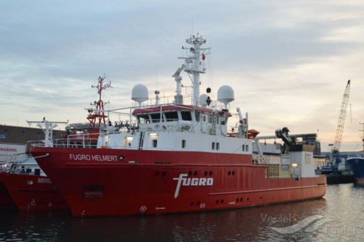 Fugro Commences Mareano Survey For Norwegian Hydrographic Service